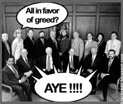 """The Greed Vote"""